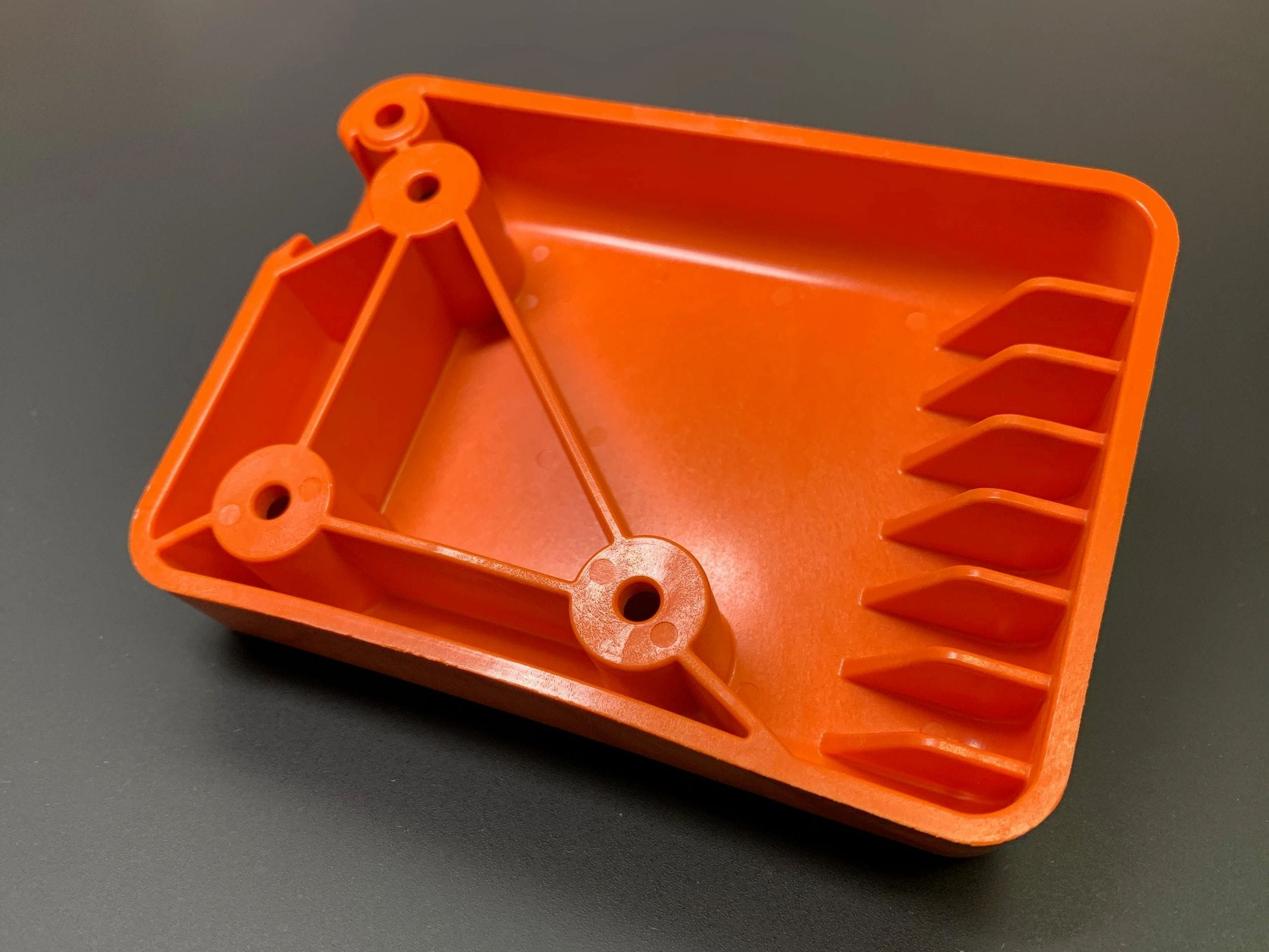 Injection Molded End Cap